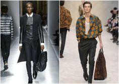 Men's clothing that women can wear