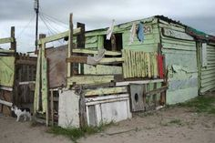 Poor People Houses | Experiencing the Townships in South Africa