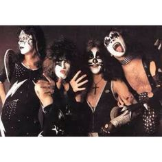 KISS~ My first rock love, and who started it all for me....