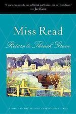 Return to Thrush Green by Miss Read (2002, Paperback)