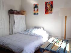 Nest over parisian roofs - studio flat for couple - Apartments for Rent in Paris, Île-de-France, France
