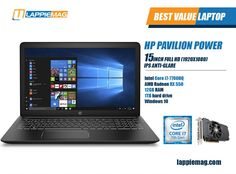 Many people consider the HP Pavilion Power Laptop to be the best laptop for programmers looking for the best value. It comes with a lot powerful hardware at a fraction of the price. Below is a summary of its most important features. Best Gaming Laptop, Best Laptops, Hp Pavilion, Desktop Computers, Cool Gadgets, Summary, Programming, How To Find Out, Things To Come
