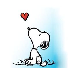 I am Snoopy... Ashlie you are my heart. I love you more everyday! I will always love you! Love Mom
