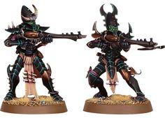 Dark Eldar Kabalite Warriors x1