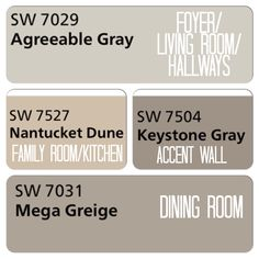Poised Taupe Earthen Brown Combined With Cool Grey Resulting In A Weathered Woodsy Neutral