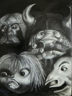 Goblins from Labyrinth