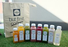 North of Here - Urban Remedy Juice Cleanse review.