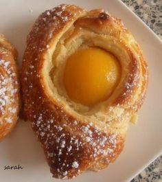 pâte à couque pour viennoiseries feuilletées!! - Le Sucré Salé d'Oum Souhaib Bread And Pastries, Doughnut, Biscuits, French Toast, Eggs, Breakfast, Pain, Food, Creative