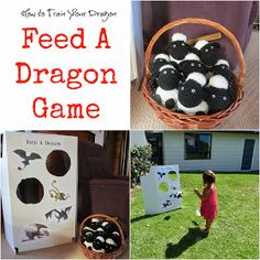 A Little Slice of Home: How To Train Your Dragon: Feeding Time