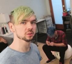 Jacksepticeye and Markiplier GIF