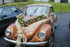 A everlasting moment ! We promise...: Wedding Car 新婚花车