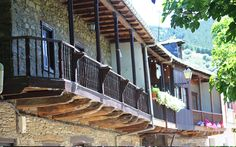 Casas típicas de El Bierzo