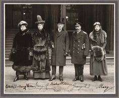 King George V Children | America joined World War I as an ally of Great Britain. After the war ...