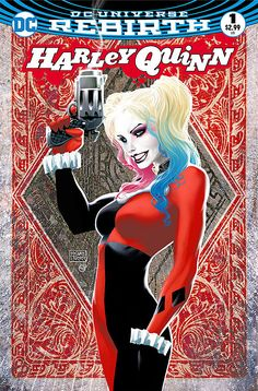 'Harley Quinn: Rebirth #1' Michael Turner Variant