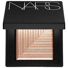 NARS - Dual-Intensity Eyeshadow - Himalia - shimmering topaz #sephora