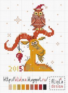 Встречайте!! Мы спешим на ваш Новый год!   Мои творилки *** Aliolka design