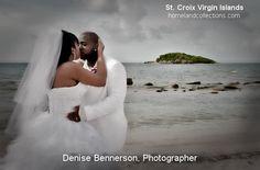Rahema & Earl Wedding in beautiful Caribbean Wedding Destination in St. Croix US Virgin Islands  - Denise Bennerson, Photographer