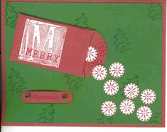 CCC June 06 by qtfromminva - Cards and Paper Crafts at Splitcoaststampers Navy Mom, Diy Christmas Cards, Green Backgrounds, White Ink, Cute Cards, Ruby Red, Whisper, Your Cards, Minis