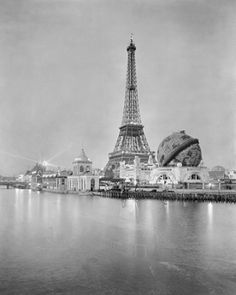 exposition Universelle, 1900.  Agence Roger-Viollet