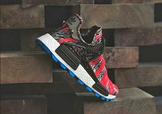 Preview: Pharrell x adidas NMD Afro Hu - EU Kicks: Sneaker Magazine