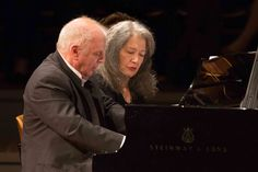 Both come from Buenos Aires, both have made global careers for themselves. Martha Argerich and Daniel Barenboim are not only fellow countrymen; they also bot...
