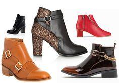 Shopping : Les 50 plus belles boots de l'hiver