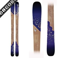 Blizzard Black Pearl Skis 2013 - Women's Skis on sale $599.95 WANT!