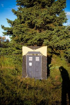 TARDIS Doctor Who Quilt