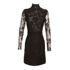 Lanvin Black Lace Dress Katie Holmes wore for Vogue cover