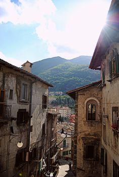 saffirjuanamozzetta:    Scanno Italia 2014.  Scanno Abruzzo