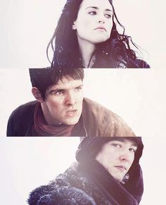 LOVED the episodes in the snow.