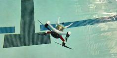 Ini Drone yang Bisa Nyelam dan Berenang