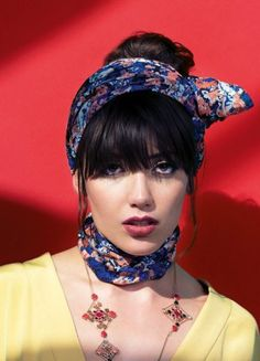 Daisy Lowe Esquire | Daisy Lowe an Au Natural Flower Child in Playboy (photos!) Daisy Lowe ...