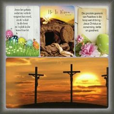 Paasfees! Blessed Assurance, Jesus Christus, Gods Grace, Lily Of The Valley, Bible Quotes, Afrikaans, Prayers, Spirituality, Easter