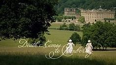 Death Comes to Pemberly - loved the book and most impressed by the screenplay. Acting and sticking to the text was excellent