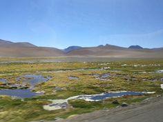 Paso de Jama, Argentina - Chile