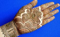 """Traditional Rajasthani Bridal Henna Mehndi Design   Full Hand Marwari Mehendi For Indian Wedding So many new trends and styles come and go, but the Rajasthani Style of Indian Henna is timeless, it is a classic style. Rajasthani Mehndi Designs are so intricate that the details will amaze you. Here is a look at this … Continue reading """"Traditional Rajasthani Bridal Henna Mehndi Design Step By Step"""""""