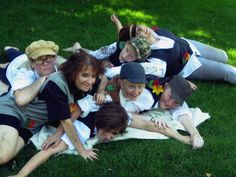 """The King's Teen Troupe presents """"Peter Pan"""" When: August 11 - 15, 2014 all performances begin at 6:00 p.m. Where: Madison Park, 4100 S. Madison Ave., in South Ogden Admission is free, but donations can be made in any amount to the South Ogden Jr. High Performing Arts Department Please bring lawn chairs or blankets to sit on to watch the performance"""
