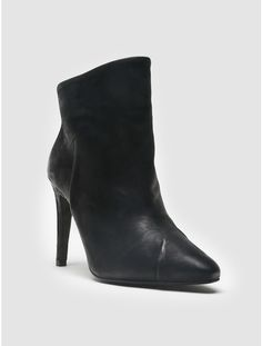 The Last Conspiracy audley ankle boot black
