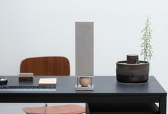 ey Roth—an industrial designer and CH favorite known for enhancing simple pleasures through beautiful design—is back with a second musical creation: the Steel Speaker. His first foray into the audio world, the Ceramic Speaker set Floating Nightstand, Floating Shelves, Minimalist Design, Modern Design, Speaker Design, Wireless Speakers, Portable Speakers, Bluetooth, Simple Pleasures