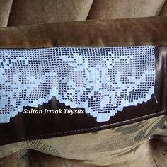Crochet Borders, Filet Crochet, Crochet Tablecloth, Doilies, Crochet Projects, Needlework, Diy And Crafts, Crochet Edgings, Crochet Appliques