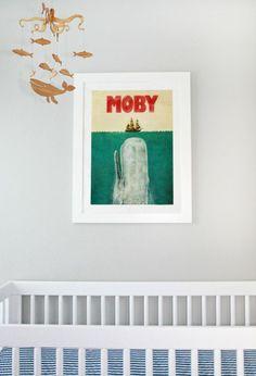 Copycat: Modern Nautical Nursery // Salt & Soul Lifestyle Blog - Elizabeth Lawson  Design