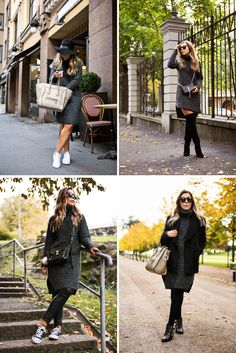 how-to-style-a-sweater-dress
