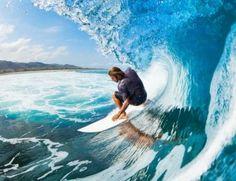 Os melhores lugares do mundo para surfar