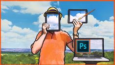 Are you ready to take your videos to the next level? This easy to follow course will help you make original, custom animations using Adobe Photoshop that look...