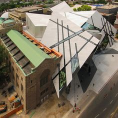The extension to the ROM by Daniel Libeskind by livinginacity, via Flickr