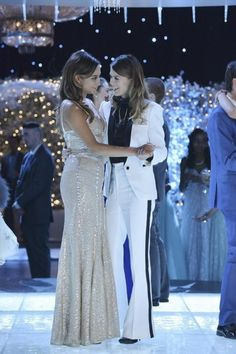 Still of Lindsey Shaw and Shay Mitchell in Pretty Little Liars (2010)