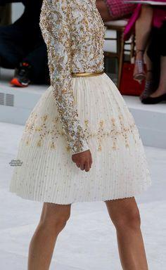 #Chanel FW2014 Haute Couture