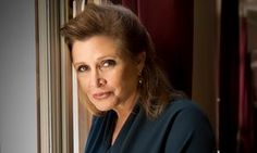 Carrie Fisher: 'We have been given a challenging illness, and there is no other option than to meet those challenges.'