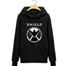 XXXL Agents of S.H.I.E.L.D. hoodie for men fleece pullover